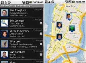 google latitude 300x219 Cara Mencari Lokasi Teman dengan Google Latitude