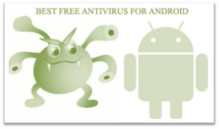 Virus di Data Android