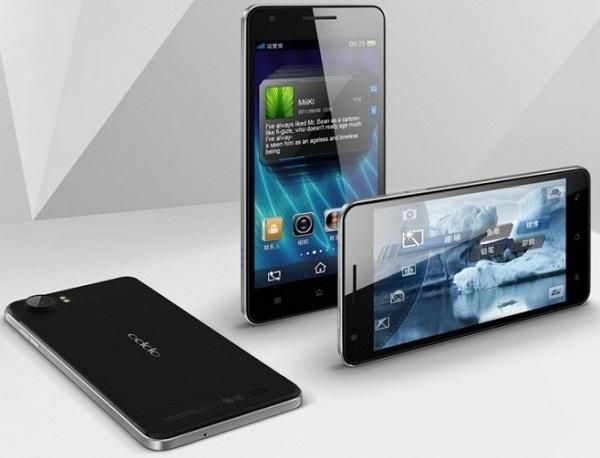 OPPO Find 5, Ponsel HD pertama di Dunia