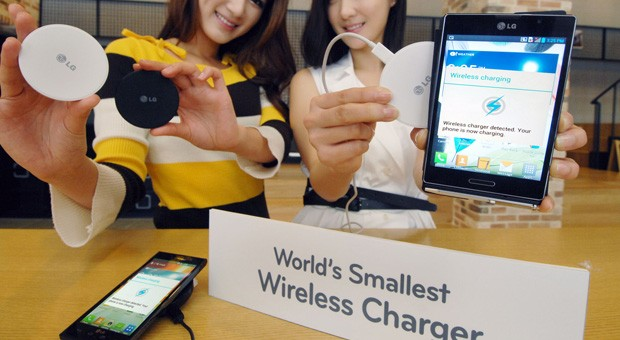 lg wireless charger