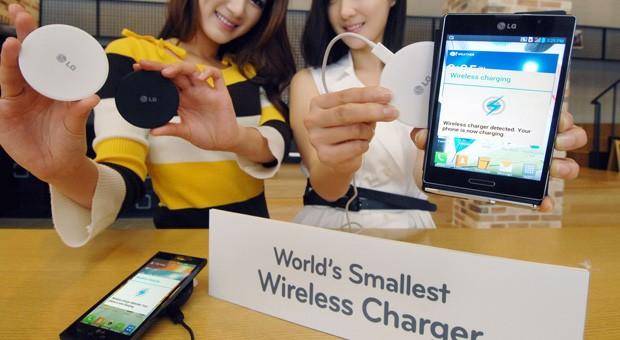 Wireless Charging Paling Kecil Sedunia