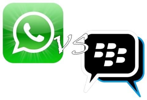 BBM vs Whatsapp