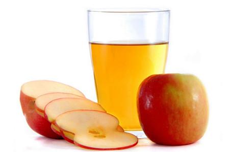 menghilangkan ketombe jus apel